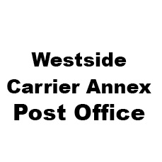 Westside Carrier Annex Post Office