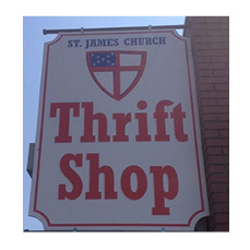 St. James Thriftstore